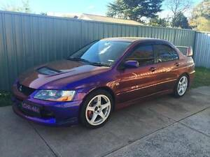 2005 Mitsubishi Evo 9 Kelso Townsville Surrounds Preview