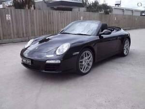 2010 Porsche 911 Convertible Preston Darebin Area Preview
