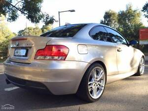 BMW 135i coupe 6spd - IMMACULATE & cheapest nationwide! North Sydney North Sydney Area Preview
