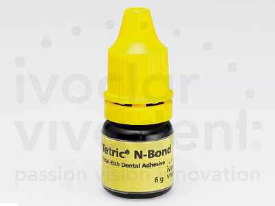 New Tetric N Total Etch Bond Ivoclar Vivadent 6grm Light Cure
