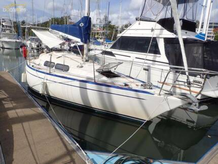 Savage Defiance 30/ S&S30 sailing yacht