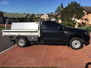 2014 Ford Ranger PX 2dr Man 6sp 4x2 2.2DT West Hoxton Liverpool Area Preview