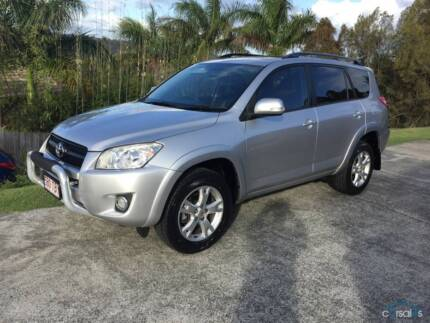 2010 Toyota RAV4 Wagon Oxenford Gold Coast North Preview