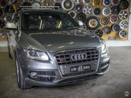 2014 Audi SQ5 Medlow Bath Blue Mountains Preview