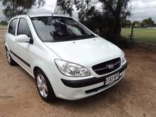 2009 Hyundai Getz, Automatic,1 owner low ks Port Pirie Port Pirie City Preview