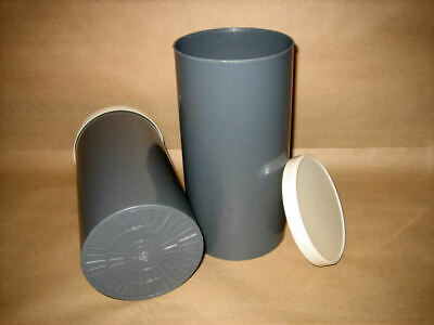 4 X 8 Concrete Test Cylinder Molds With Lids Box Of 36
