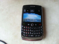 BlackBerry Curve 8900 Wifi unlocked