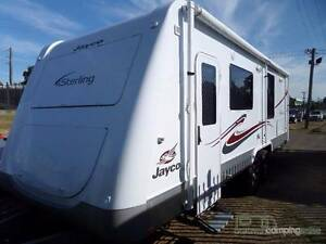 2011 Jayco 23ft Sterling Outback Twin Slidouts Blaxland Blue Mountains Preview