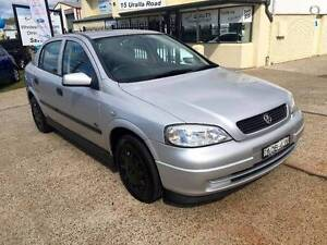 2004 Holden Astra Auto Hatchback Port Macquarie Port Macquarie City Preview