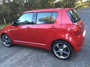 PERFECT FIRST CAR!  Neat & Tidy Suzuki Swift Newcastle Newcastle Area Preview