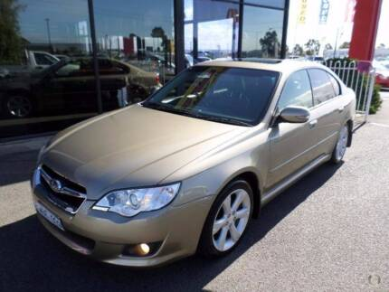 2007 Subaru Liberty Sedan Traralgon East Latrobe Valley Preview