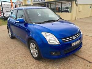 2009 Suzuki Swift Manual Hatchback Port Macquarie Port Macquarie City Preview