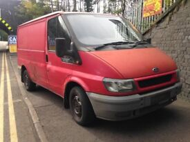 Ford Transit 2004 2.0 Diesel - Wheel Bolt - Breaking For Spares Also