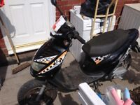 GENERIC CRACKER PED 50CC 2009 LOW MILES (READ ADD)