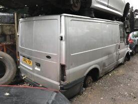 Ford Transit 2002 2.0 Diesel Silver - Wheel Bolt - Breaking For Spares Also