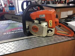 Used Stihl MS290 Chainsaw Serviced