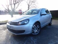 2009 VW GOLF 1.4 S TSI DSG AUTOMATIC WITH EXTRAS MAY PART EX