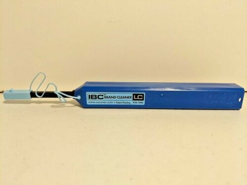 IBC Brand Cleaner Fiber Optic Connector Cleaner For 1.25mm Ferrules