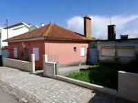 Portugal (Vieira de Leiria) House, land 5380sqf (60.000€)
