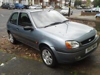FORD FIESTA 1.25 FREESYTLE 2002 GREY ONLY DONE 84000 MILES, LONG MOT,DRIVES MINT
