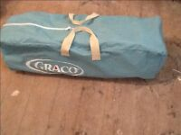 Gracie baby travel cot