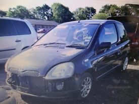 Toyota Yaris 1999-2005 1.3 Petrol 2NZ Black - Wheel Bolt - Breaking For Spares Also