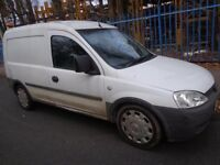 2006 vauxhall combo 1.7 cdti diesel euro 4 for spares or repairs drives well DRIVEAWAY OR DELIVERY