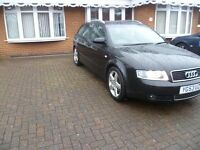 CHEAP 2003 53 Plate Audi A4 Avant 1.9 TDI SPORT Estate 130 BHP