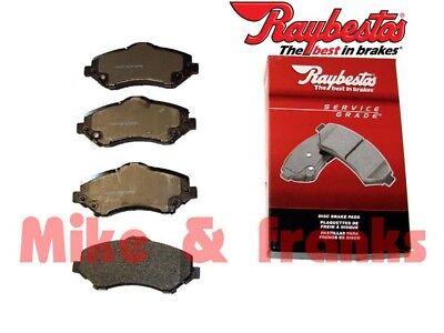 Bremsklötze vorn 07-11 Dodge Nitro & Journey Vorderachse Bremsbeläge