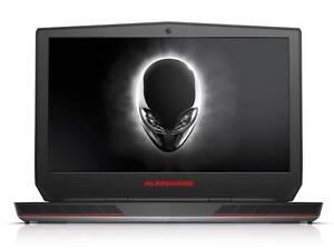 alienware 15 r2 i7 4720 16 gig ram 500gig ssd +1tb nvidia 970m Highett Bayside Area Preview