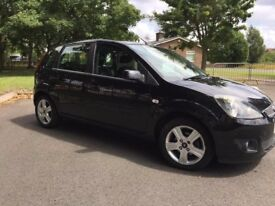Ford Fiesta 1.4 TDCi Zetec Climate 2007 £30 a year road tax