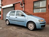 FIAT PUNTO 5DR ELX 1.2 AUTOMATIC SPEEDGEAR - IDEAL FOR NEW DRIVER