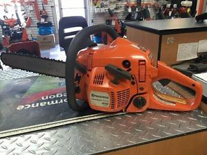 USED Husqvarna 450 Chainsaw Serviced and ready to go