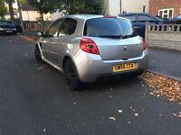 Renault clio sport genuine 197 damaged repairable
