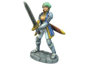 FE12-Crusader-Fighter-Miniature-Games-Metal-Figure-Aurora-Model