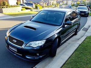 2008 Subaru Liberty Sedan Helensburgh Wollongong Area Preview