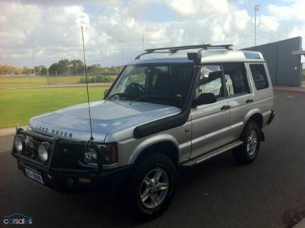 2003 Land Rover Discovery Wagon turbo diesel 5 seat Fremantle Fremantle Area Preview