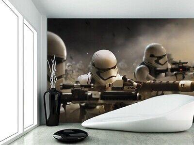 Wallpaper 100x72inch Star Wars photo wall mural Stormtroopers Teen's bedroom