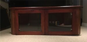 TV stereo console stand