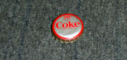 Nice Coca Cola, Coke Vintage Cork Back Bottle Cap Crown, Minneapolis Minnesota