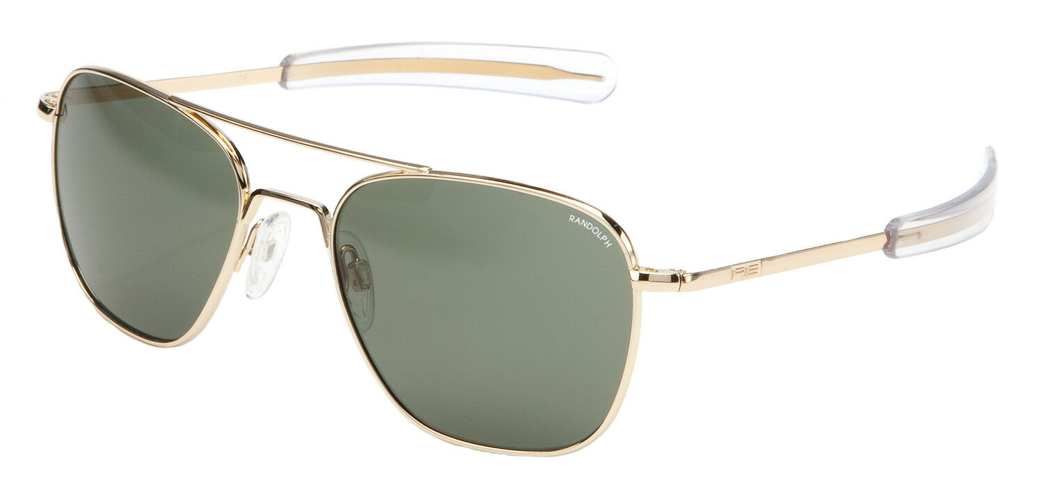 f53cfff7da78 Randolph Aviator Sunglasses Non-Polarized AGX Lens All Military USAF ...