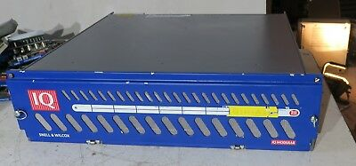 Snell wilcox iq rack with de embedder, asi monitors etc