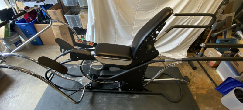 ROM Exercise Crosstrainer Machine 4 Minute Workout