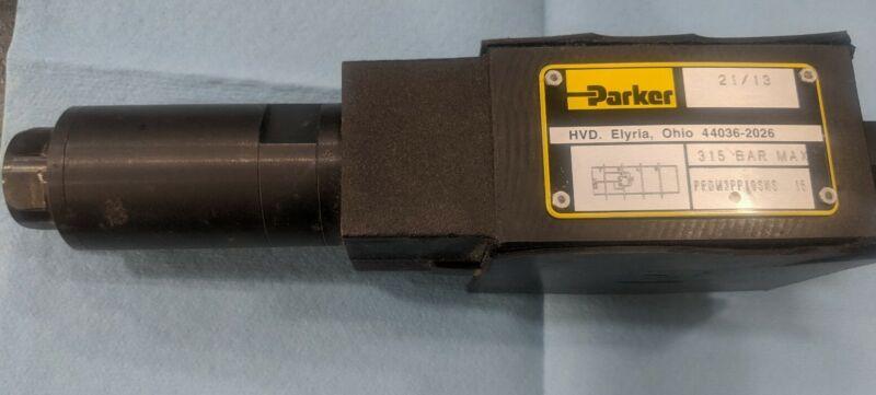Parker PRDM3PP10SNS 15 Pressure Reducing sandwich module NFPA D05