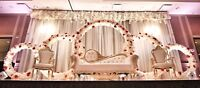 Wedding & event decoration, decorator, packages start from 899$