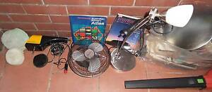 misc home/tools/electronic items for sale from $5 or $40 the lot Granville Parramatta Area Preview