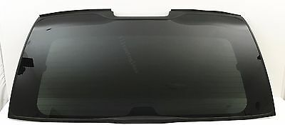 Fits 00-05 Chevrolet Tahoe Suburban Back Tailgate Window Glass Rear Heated NEW