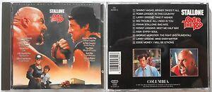 OVER THE TOP STALLONE CD 1987 - Italia - OVER THE TOP STALLONE CD 1987 - Italia