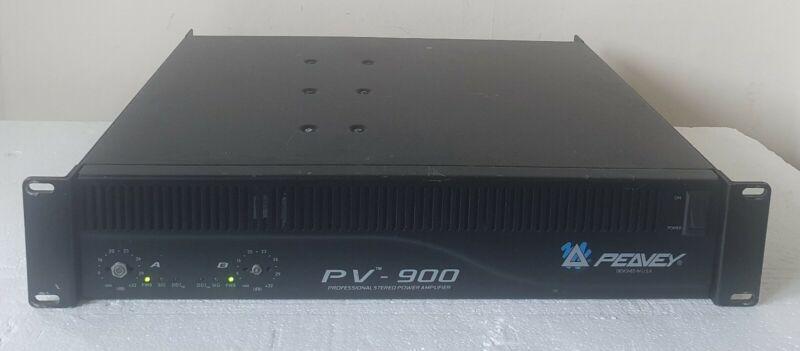 PEAVEY PV-900 PROFESSIONAL STEREO POWER AMPLIFIER 900watt IN FULLY WORKING ORDER