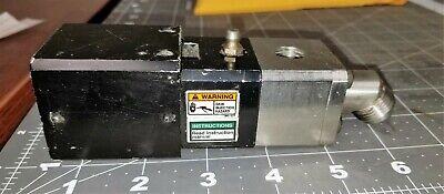 Graco Spray Foam Precisionswirl Orbital Dispenser Valve 1k Ultra-lite D1b6